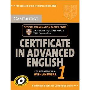 Reuploaded Cambridge Certificate In Advanced English 1 2 3 4 5