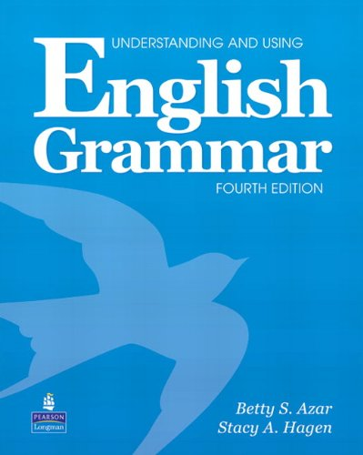Understanding And Using English Grammar 4th Edition Betty Azar