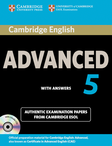 certificate in advanced english test online