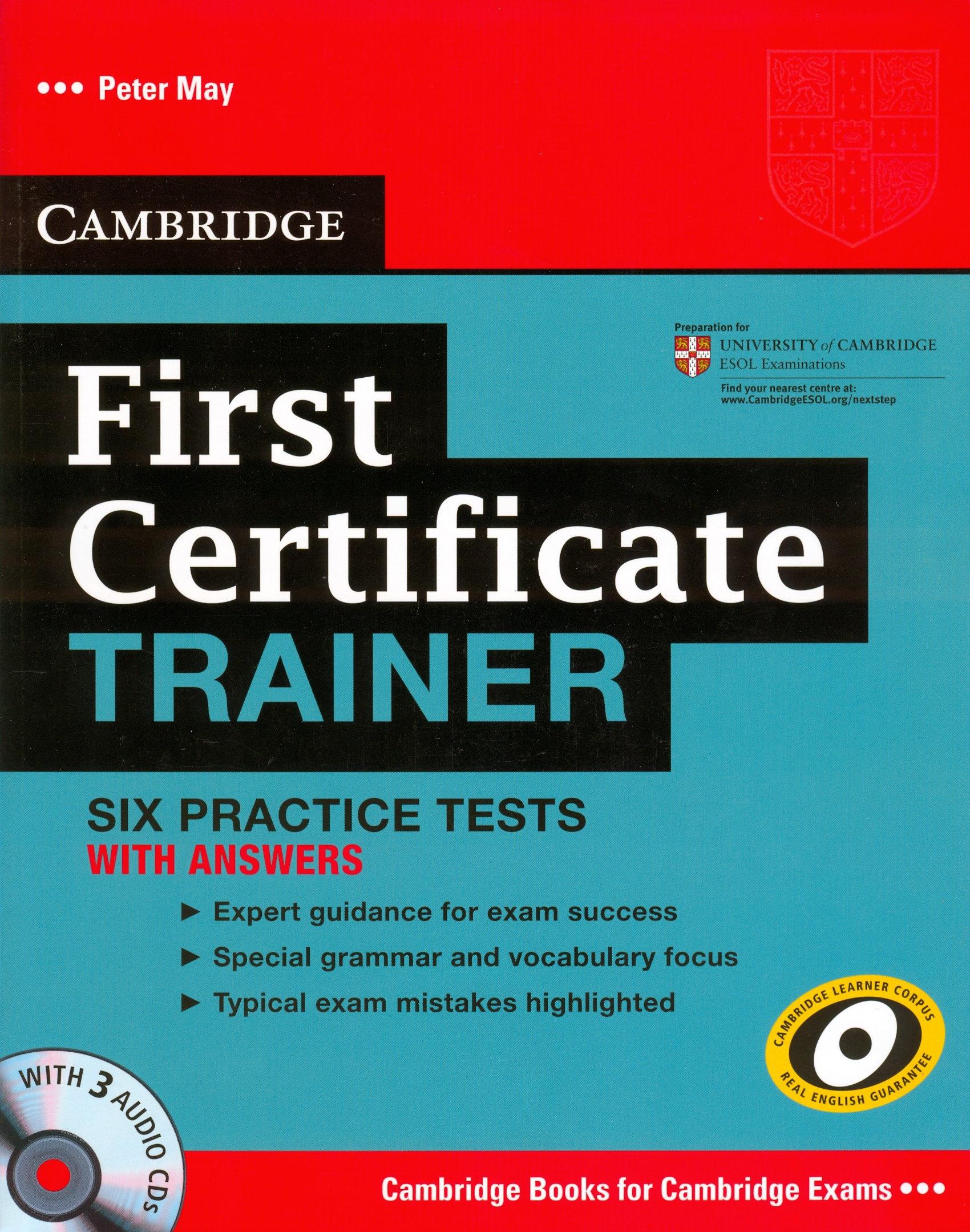 Advanced Trainer Cae Six Practice Tests Pdf